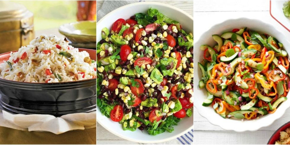 Healthy Dinner Side Dishes Recipes  healthy side dishes for sandwiches