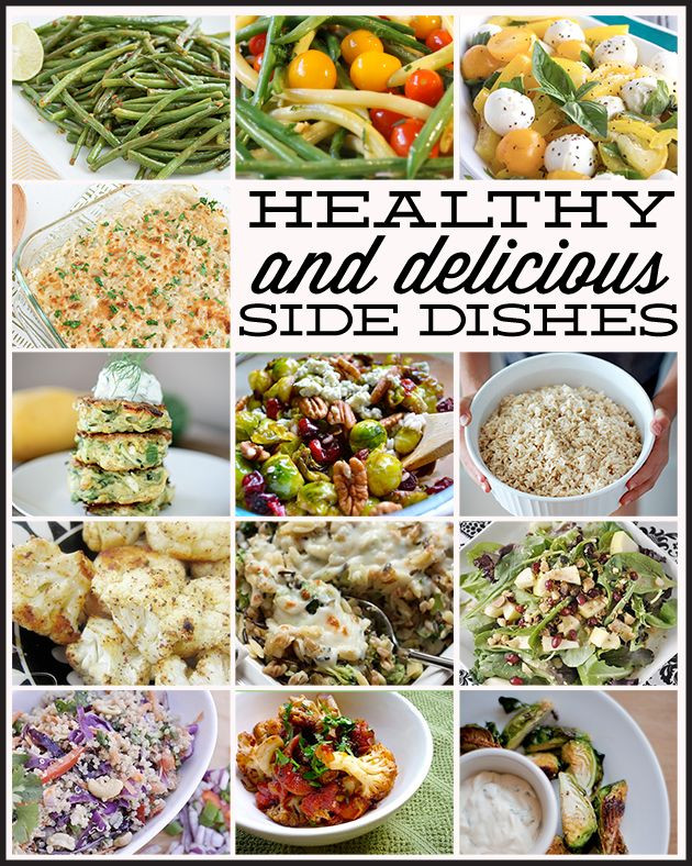 Healthy Dinner Side Dishes Recipes  74 best images about Side dishes on Pinterest