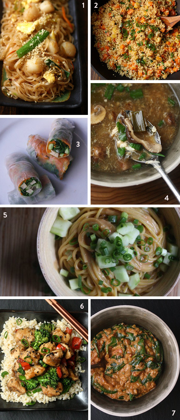 Healthy Dinner Take Out  7 Best Healthy Takeout Recipes