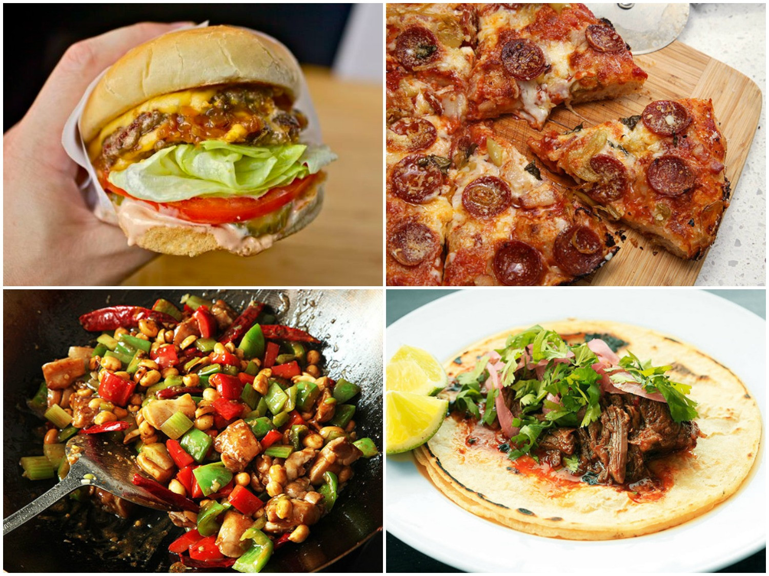 Healthy Dinner Take Out  15 Homemade Fast Food and Takeout Favorites That Are at