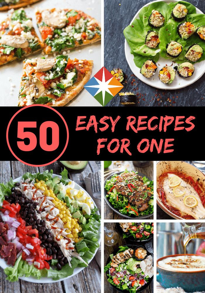 Healthy Dinners For One Person  184 best images about Clean Eating Recipes & Meal Plans on