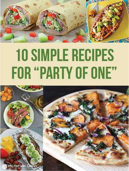 Healthy Dinners For One Person  Best 25 e person meals ideas on Pinterest