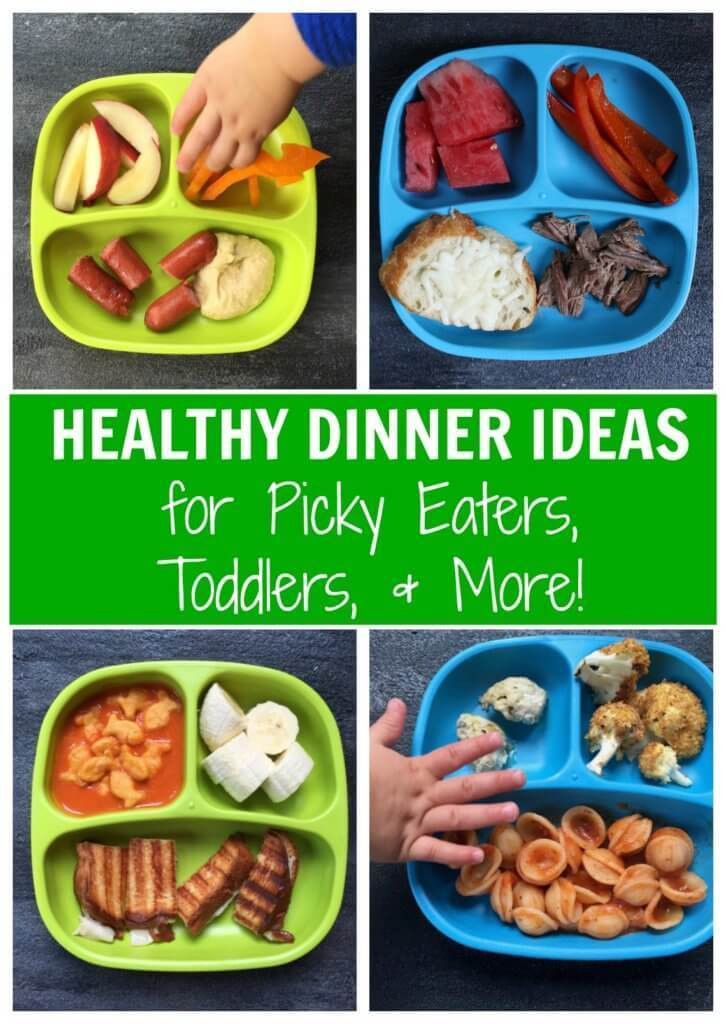 Healthy Dinners For Picky Eaters  10 Dinners to Try with Your Picky Eater Mom to Mom Nutrition