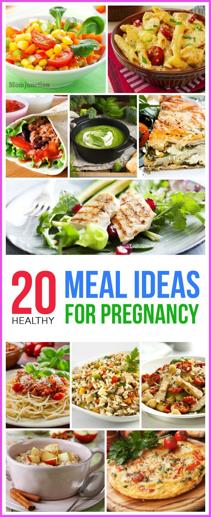Healthy Dinners For Pregnancy  1000 ideas about Pregnancy Lunches on Pinterest