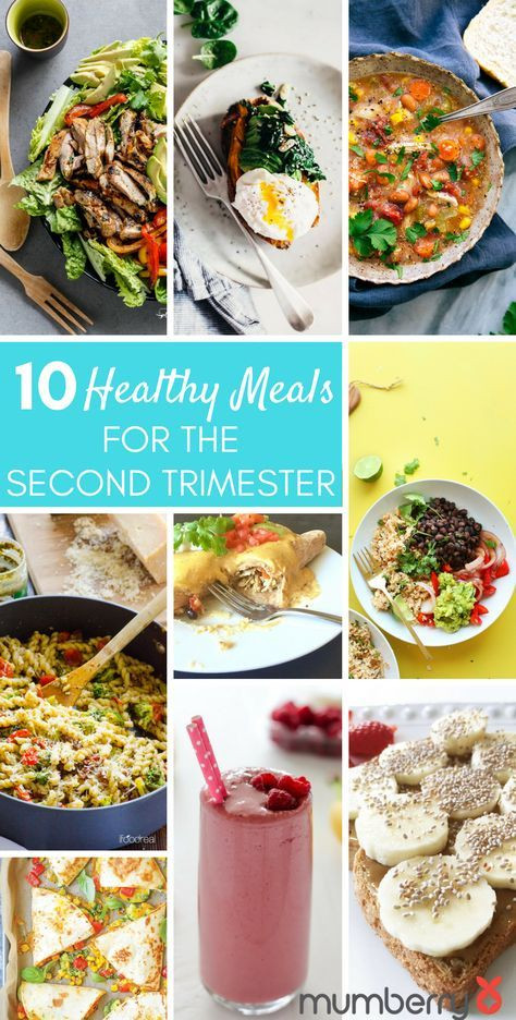 Healthy Dinners For Pregnancy  10 Healthy Pregnancy Meals For Each Trimester