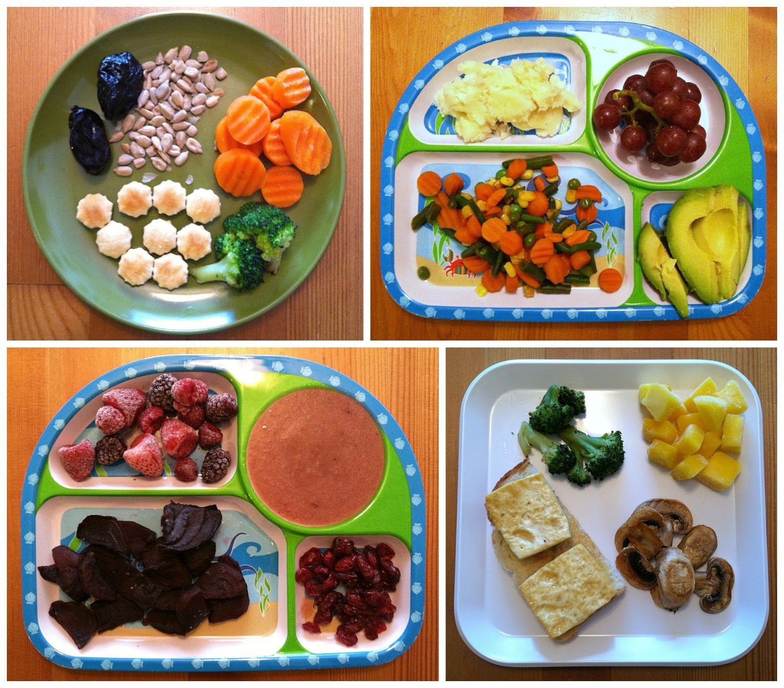 Healthy Dinners For Toddlers  Vegan Mother Hubbard Vegan Toddler Meals 15