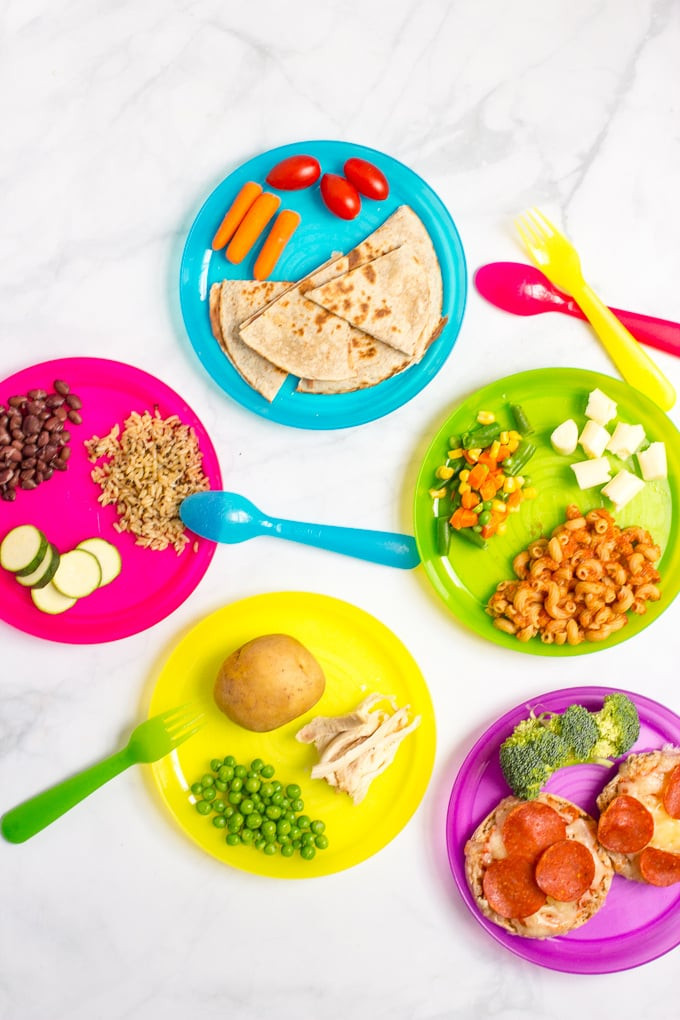 Healthy Dinners For Toddlers  Healthy quick kid friendly meals Family Food on the Table
