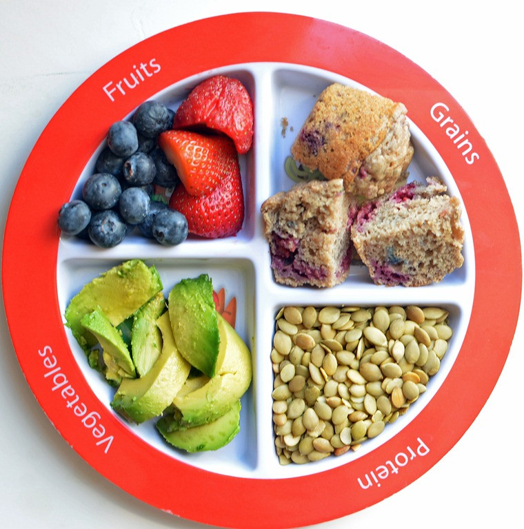 Healthy Dinners For Toddlers  MyPlate for the Picky Eater