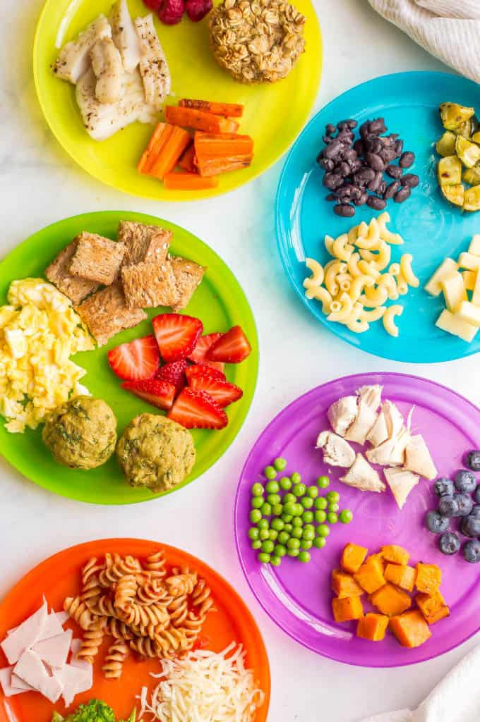 Healthy Dinners For Toddlers  Healthy toddler finger food ideas Family Food on the Table