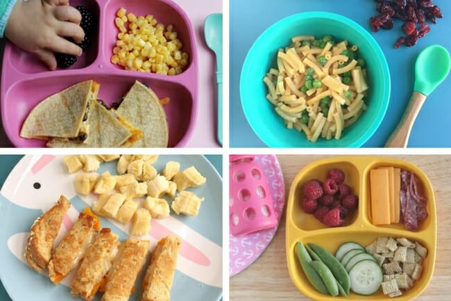 Healthy Dinners For Toddlers  15 Toddler Meal Ideas Quick and Healthy