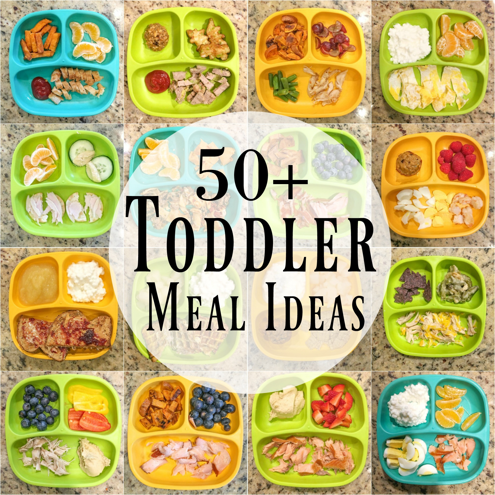 Healthy Dinners For Toddlers  50 Healthy Toddler Meal Ideas