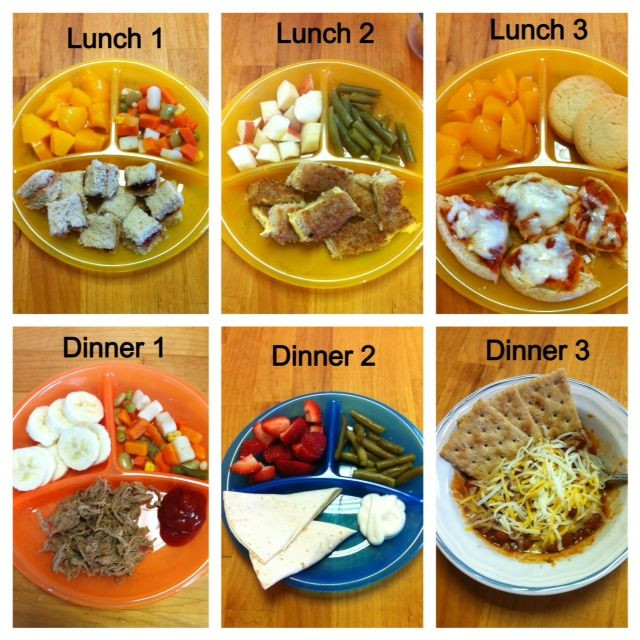 Healthy Dinners For Toddlers  Pin by Sierra Sams on Baby