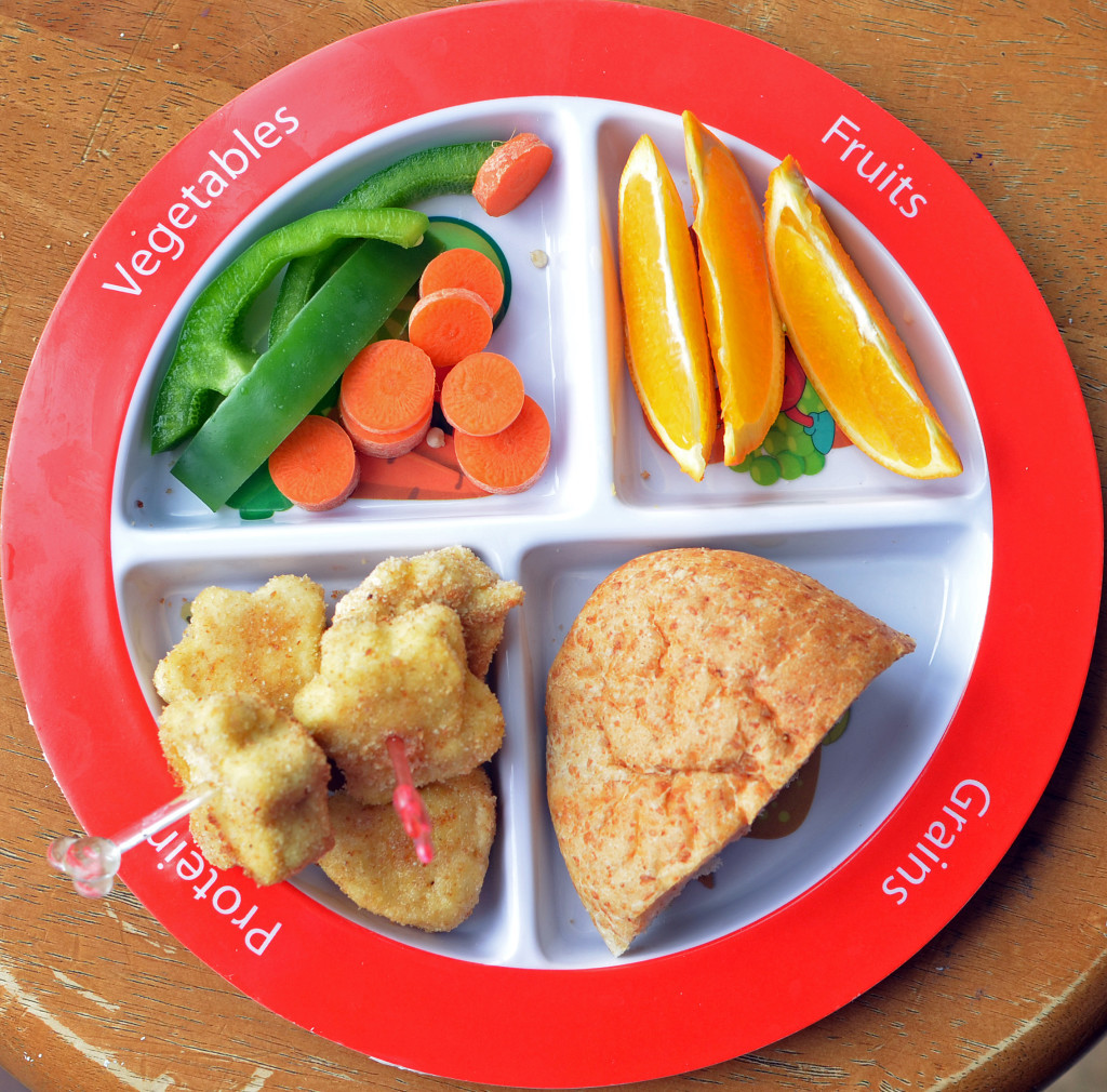 Healthy Dinners For Toddlers  Toddler Perfect Chicken Nug s Recipe
