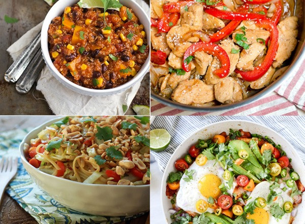 Healthy Dinners For Weight Loss  20 e Pot Dinner Recipes For Weight Loss