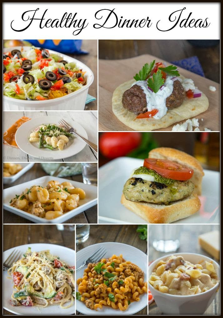 Healthy Dinners Ideas  Healthy Dinners for the New Year Dinners Dishes and