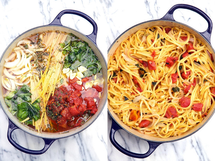 Healthy Dinners Kids Like  15 vegan one pot dinners for no fuss low mess meals in a