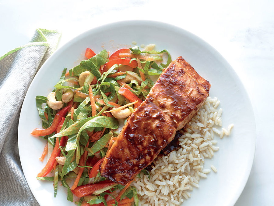 Healthy Dinners Kids Like  31 Day Healthy Meal Plan Cooking Light