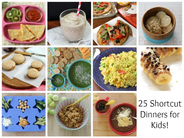 Healthy Dinners Kids Love  25 Shortcut Dinners Your Kids Will Love