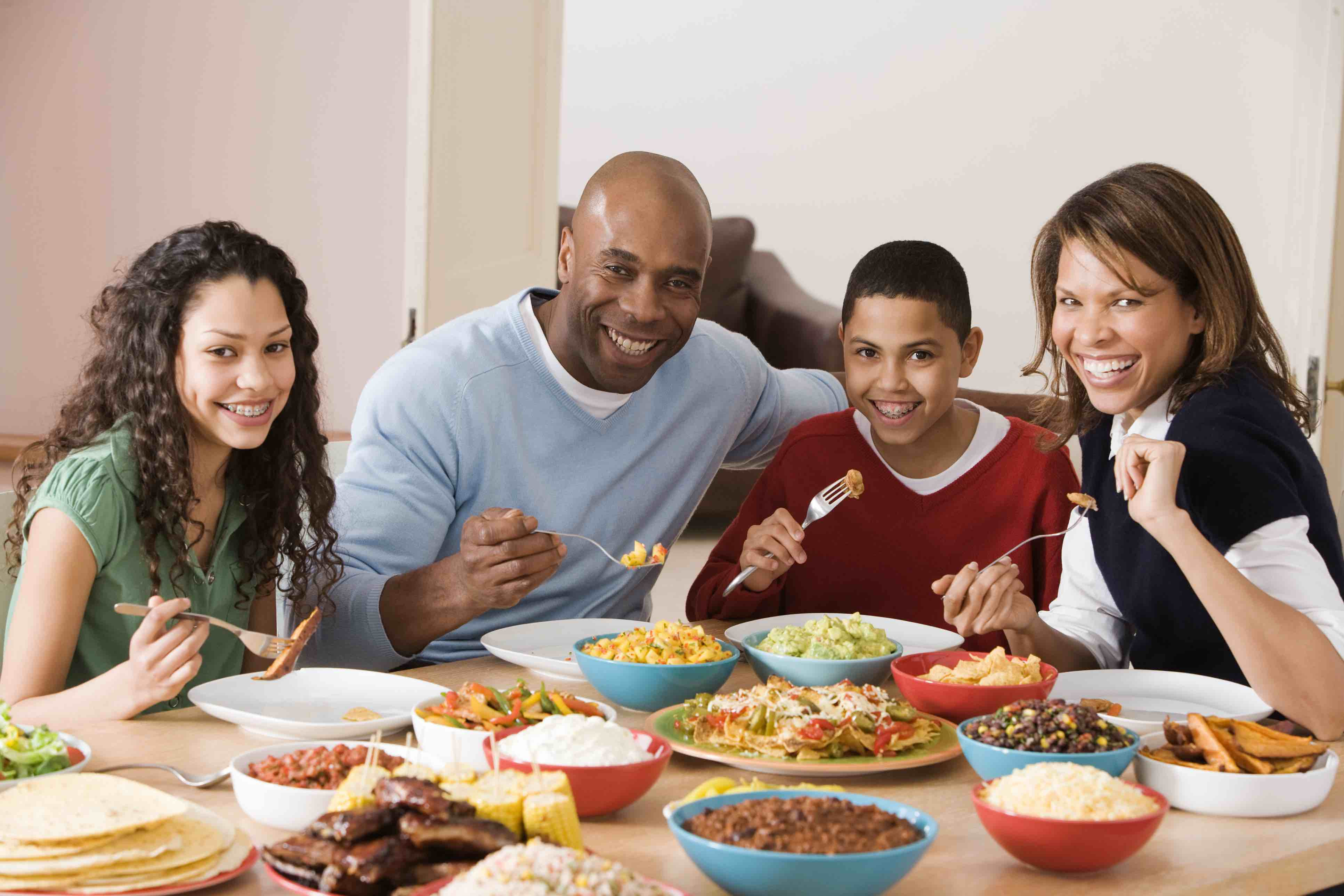 Healthy Dinners Kids Will Eat  DinnerCall Challenges Families to Eat To her Again