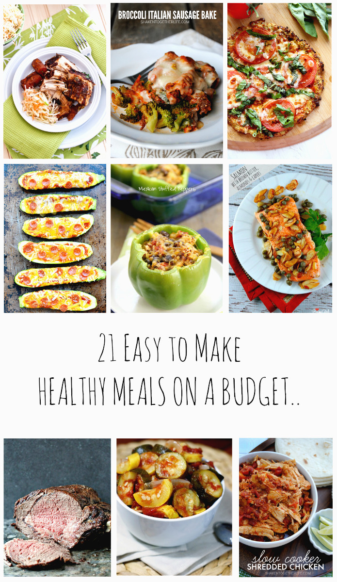 Healthy Dinners On A Budget  21 Awesome Fat Busting Healthy Breakfast Recipes