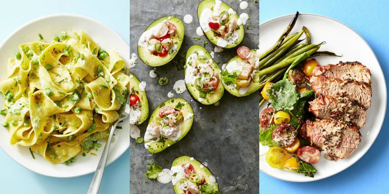 Healthy Dinners To Make  77 Easy Healthy Dinner Ideas Quick Recipes for Low