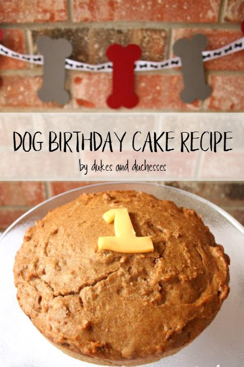 Healthy Dog Birthday Cake Recipes  Doggy Bag Party Favors with Healthy Dog Treats Dukes and