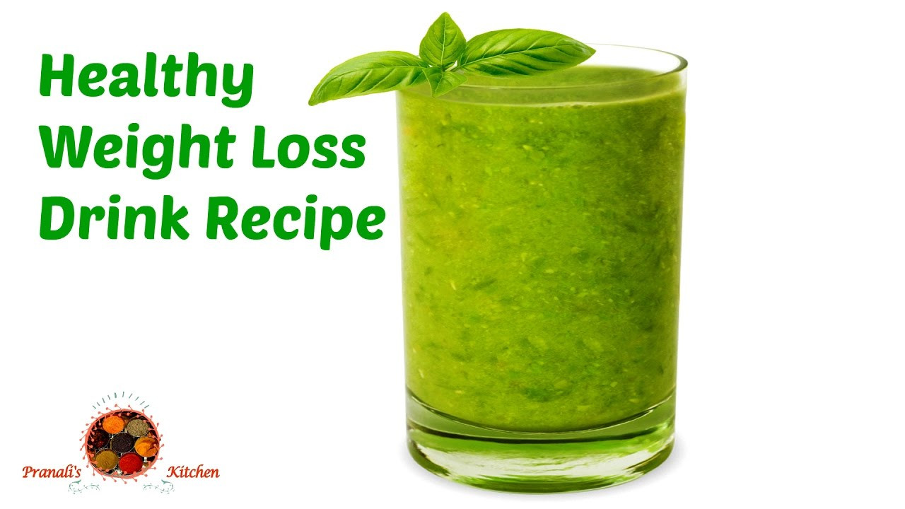 Healthy Drink Recipes For Weight Loss  Weight Loss Drink Recipe Home – Blog Dandk