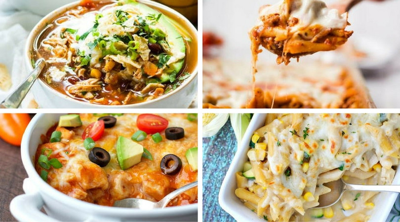 Healthy Dump Dinners  10 Healthy Dump Dinners For Lazy People Who Want to Be