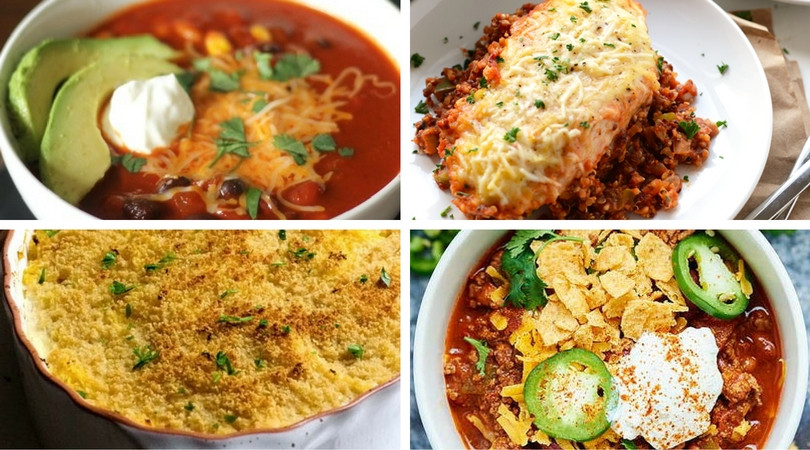 Healthy Dump Dinners  15 Healthy Dump Dinners for Lazy People RecipeChatter