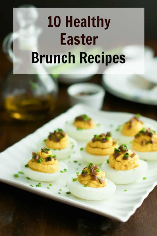 Healthy Easter Appetizers  10 Healthy Easter Brunch Recipes Primavera Kitchen
