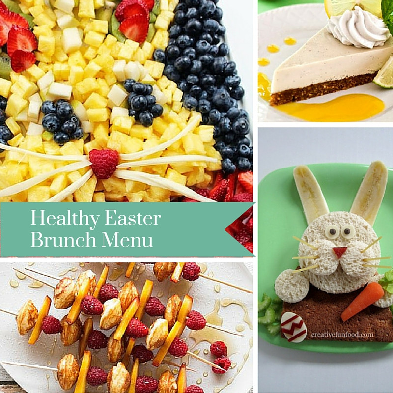 Healthy Easter Appetizers  Healthy Easter Brunch Ideas