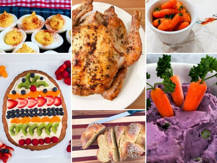 Healthy Easter Dinner  Healthy Easter Recipes for a Healthy Easter Dinner 90 10
