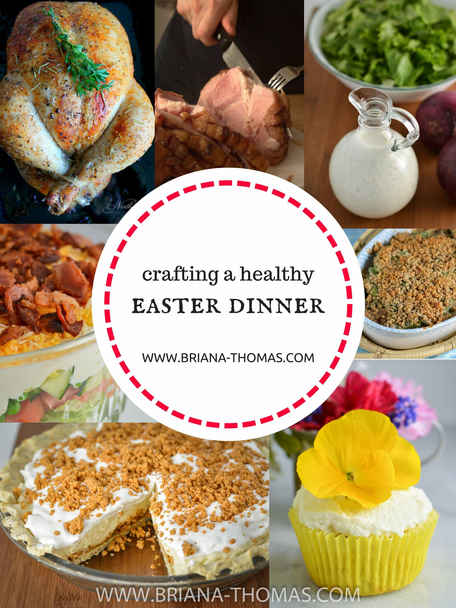 Healthy Easter Dinner  Crafting a Healthy Easter Dinner Low Carb and THM S