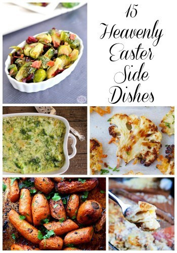 Healthy Easter Side Dishes  Happy Spring – Turn It Up Tuesday 132