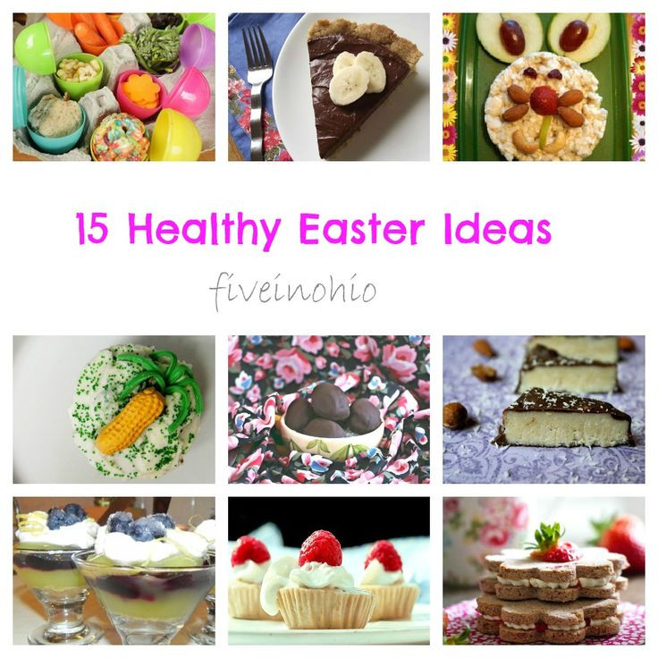 Healthy Easter Snacks  1000 images about Healthy Holidays on Pinterest