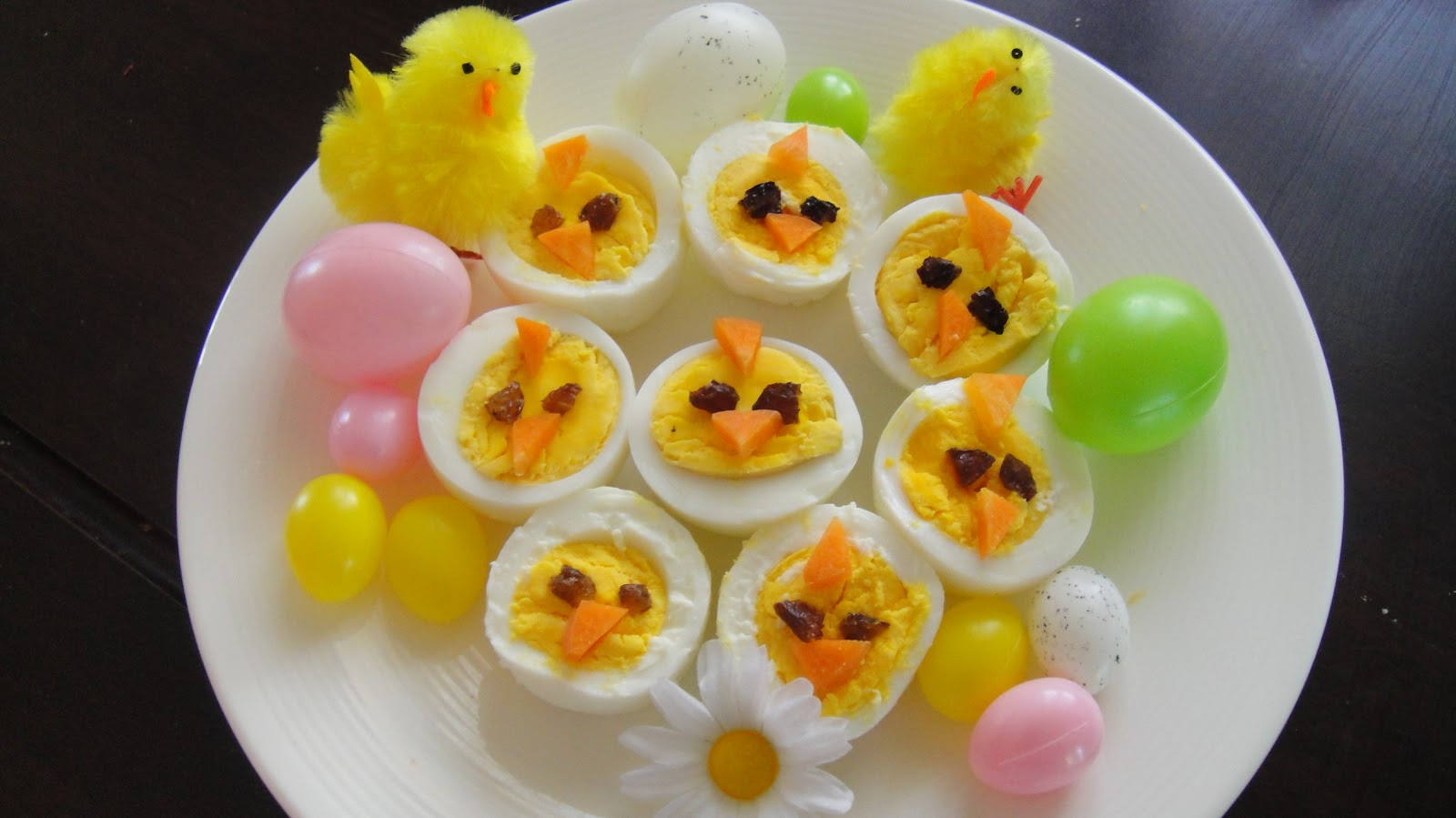 Healthy Easter Snacks  Mums in the Kitchen Healthy Easter Chicken Eggs