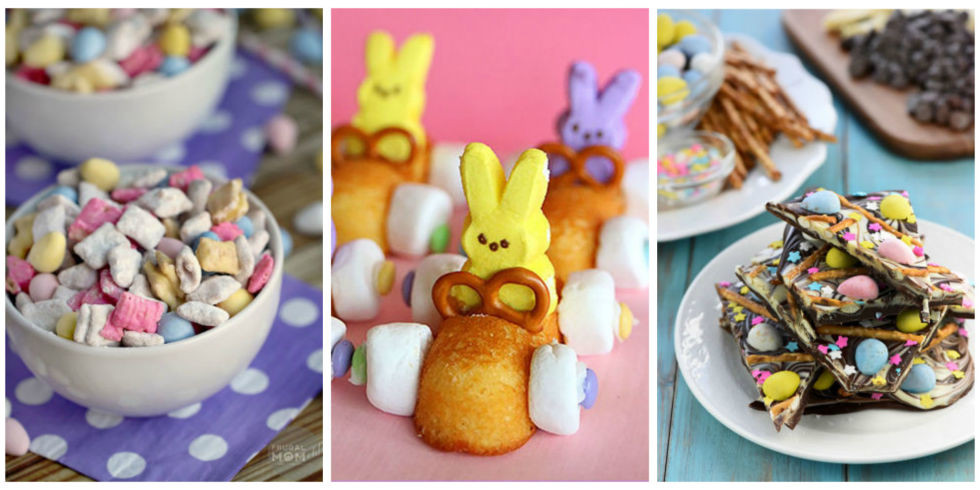 Healthy Easter Snacks  12 Easy And Adorable Easter Themed Snack Ideas Bored Panda