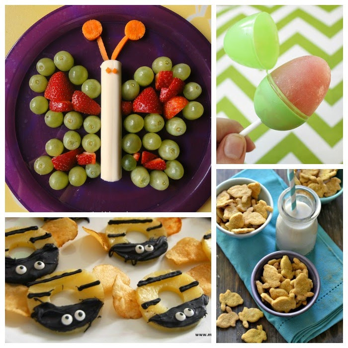 Healthy Easter Snacks  25 Healthy Spring & Easter Snacks