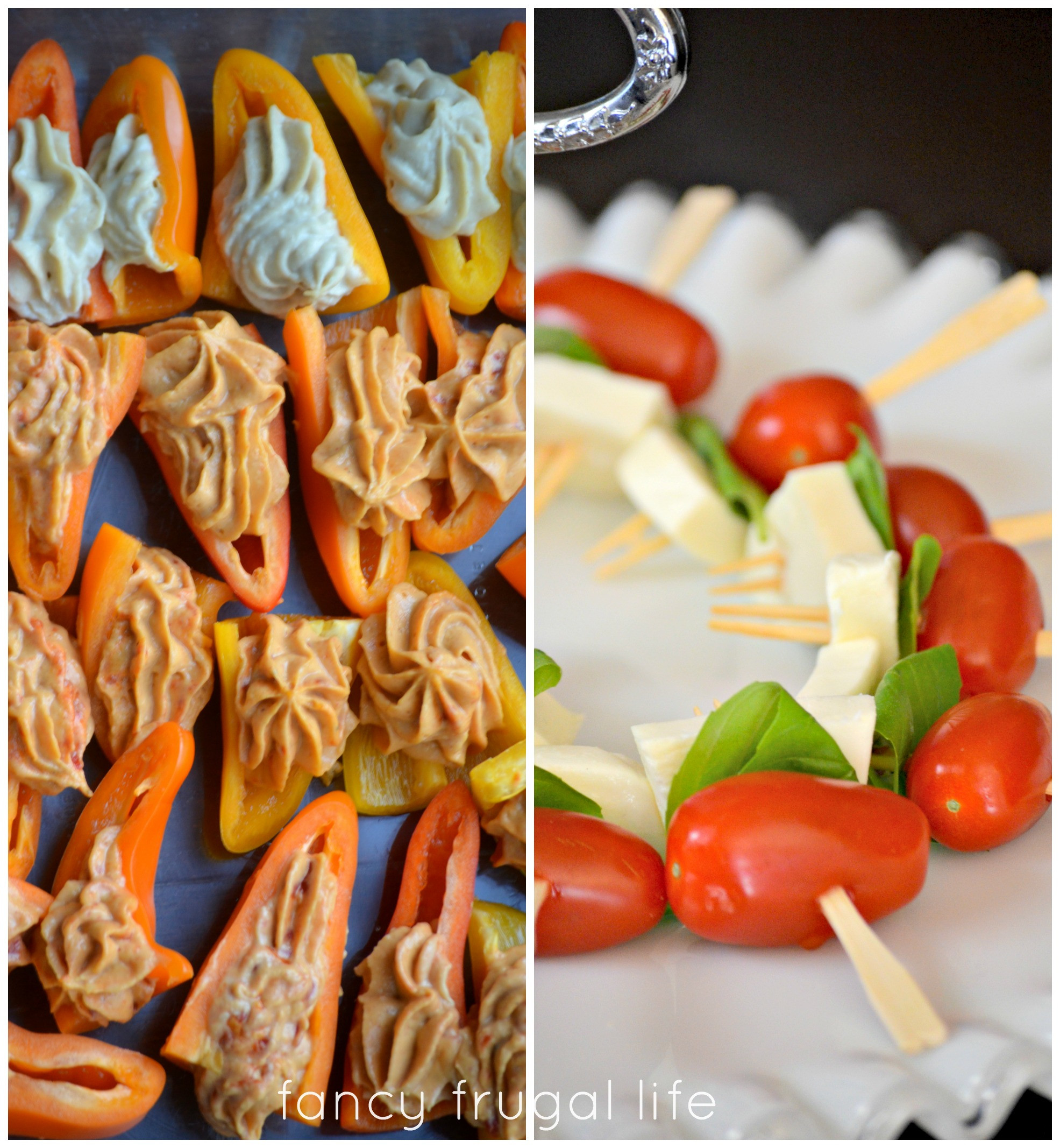 Healthy Easy Appetizers  Two Healthy & Easy Appetizer Ideas Mini Bell Peppers