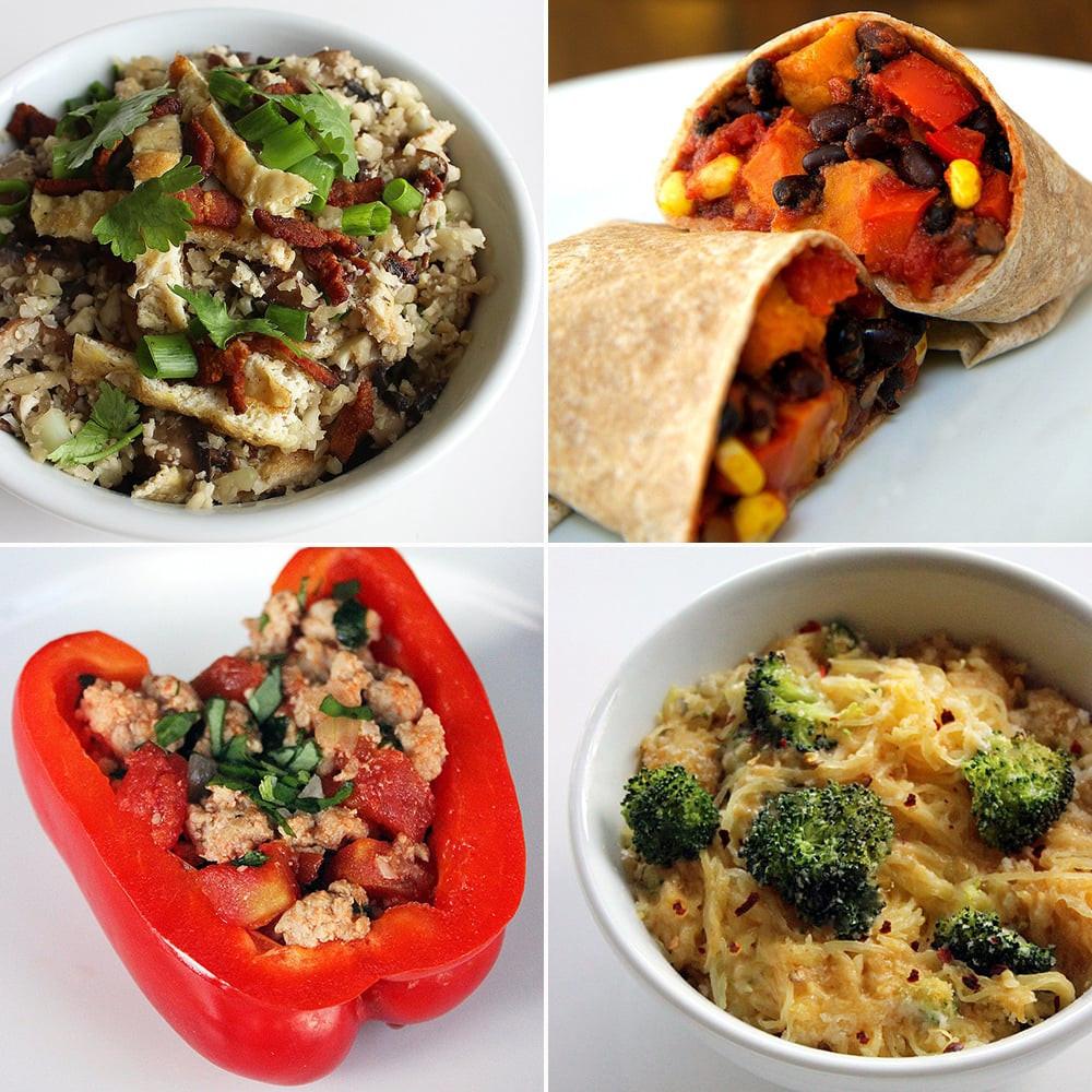 Healthy Easy Dinner  Healthy Dinner Recipes