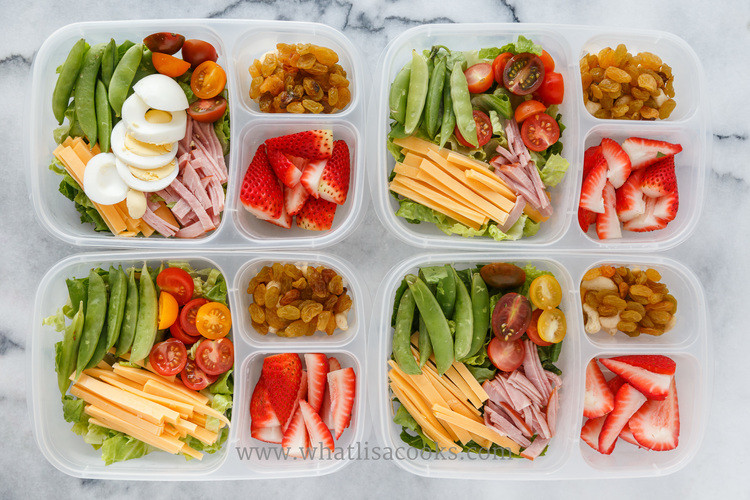 Healthy Easy Lunches For Work  10 Deliciously Healthy Lunches For Work ListNutrition