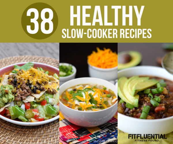 Healthy Easy Slow Cooker Recipes  38 Healthy Slow Cooker Recipes FitFluential