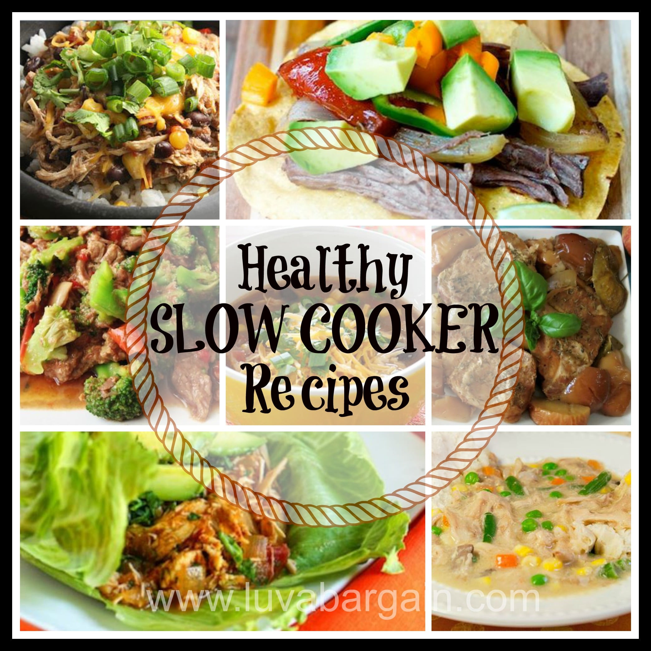 Healthy Easy Slow Cooker Recipes  Healthy Slow Cooker Recipes