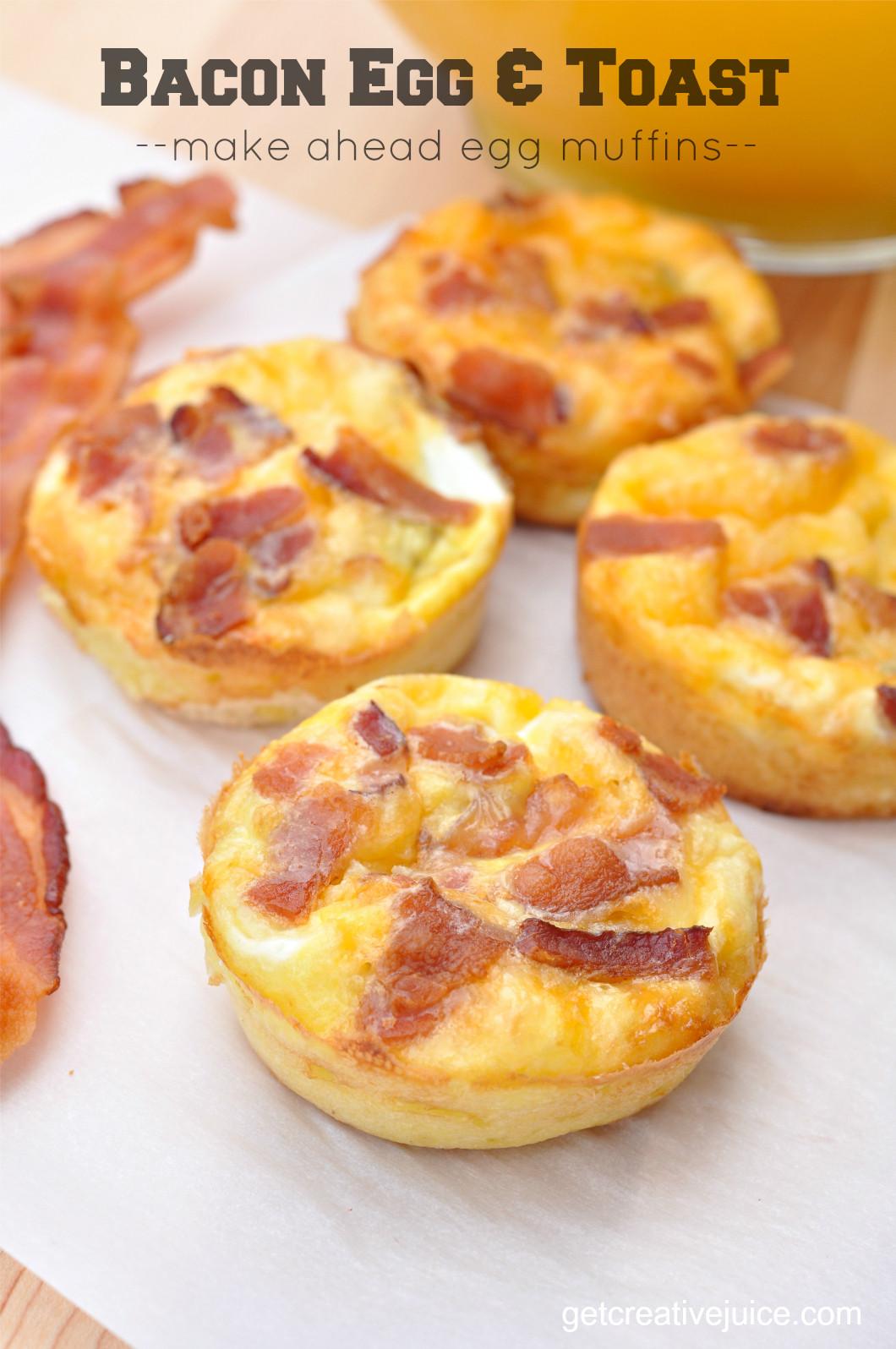 Healthy Easy To Make Breakfast  Back to school breakfast ideas & recipe