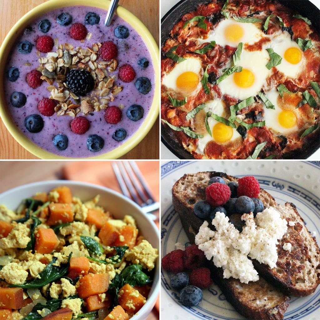 Healthy Eating Breakfast  Healthy Breakfast Recipe Ideas
