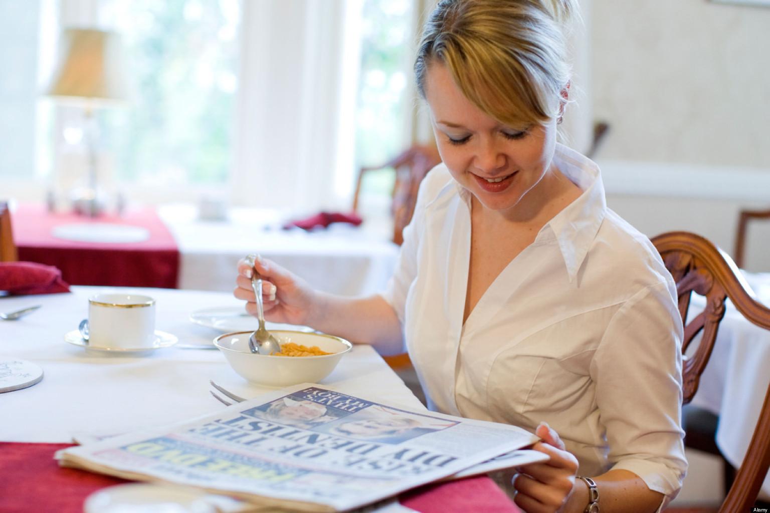 Healthy Eating Breakfast  Health Benefits Breakfast 7 Reasons Not To Skip Your