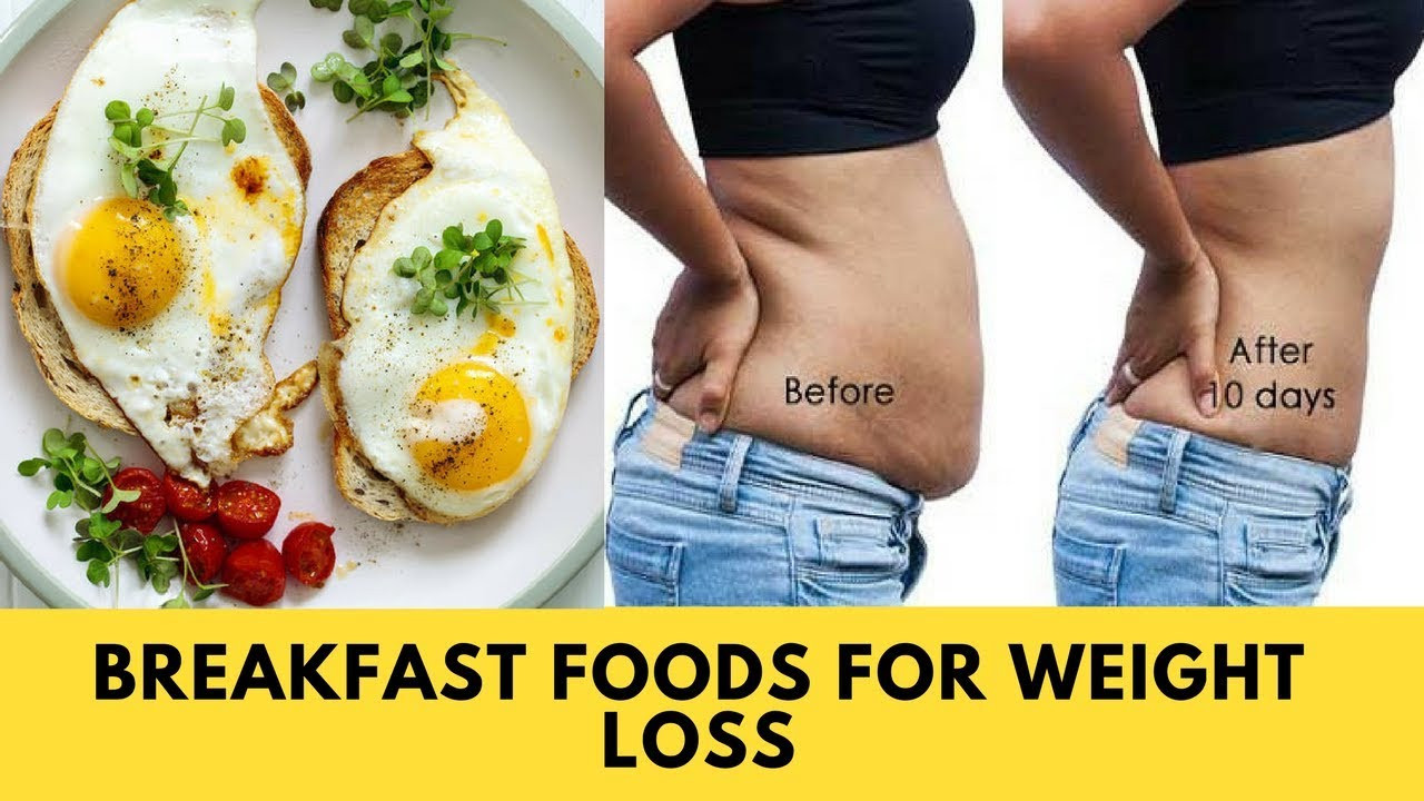Healthy Egg Breakfast Weight Loss  Healthy Breakfast Ideas for Weight Loss With Eggs