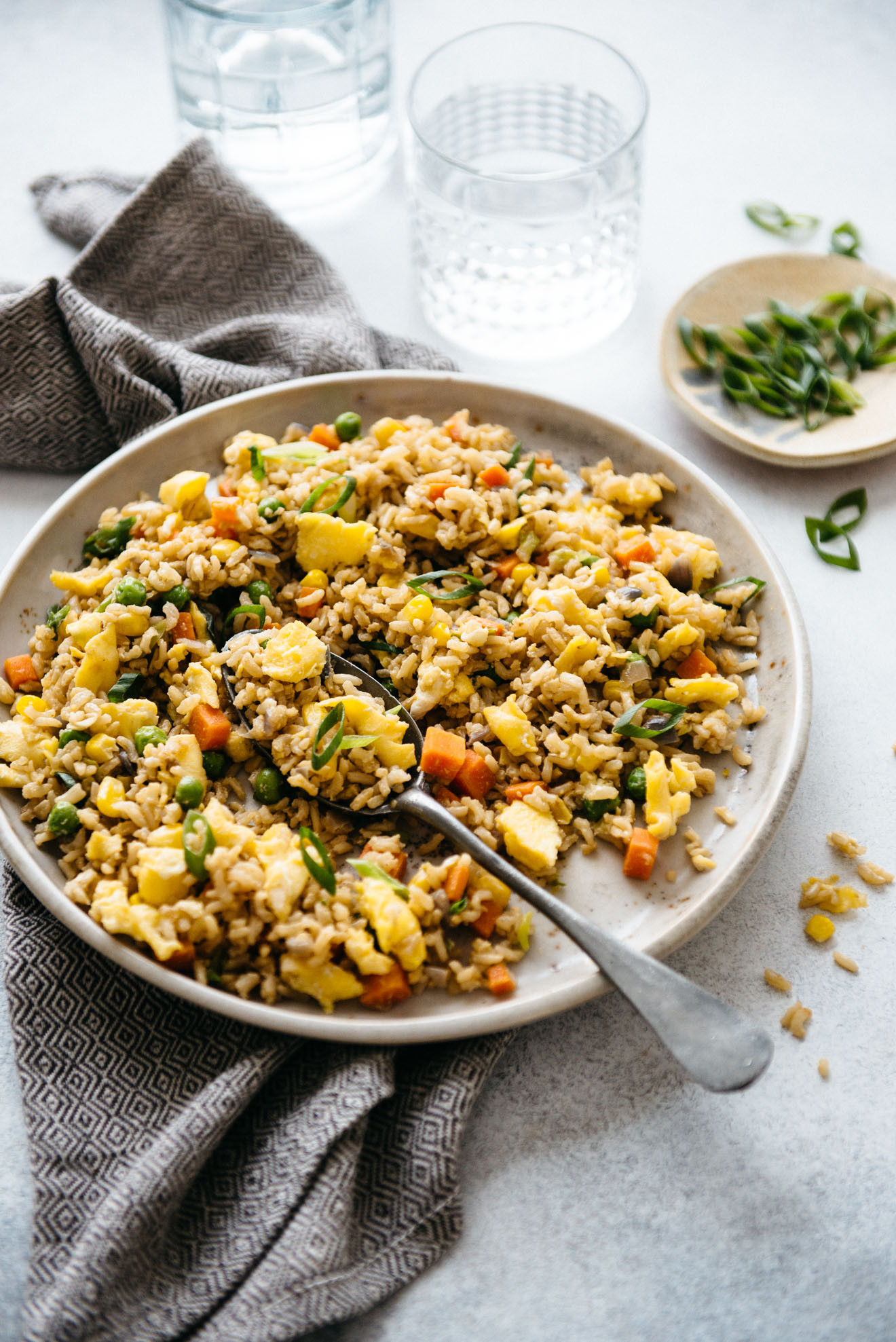 Healthy Egg Fried Rice  The Easiest Egg Fried Rice 15 Minutes
