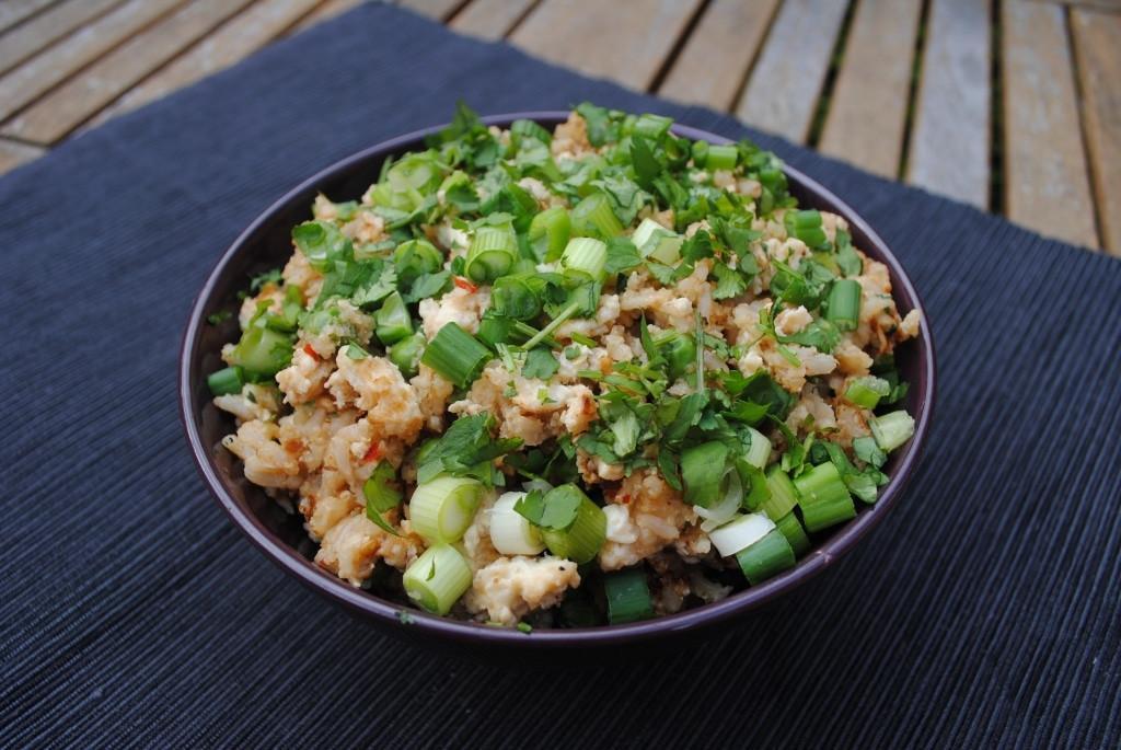 Healthy Egg Fried Rice  Healthy Egg Fried Rice Hungry Healthy Happy