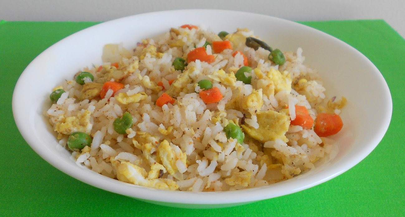 Healthy Egg Fried Rice  Egg Fried Rice Your Healthy Self